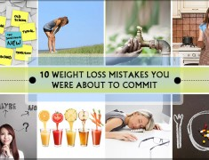 10 Weight Loss Mistakes You Were About To Commit