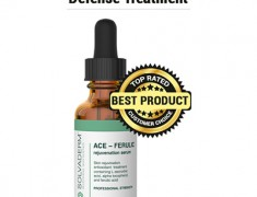 Solvaderm's ACE-Ferulic Review