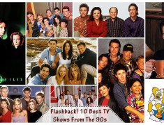 Flashback! 10 Best TV Shows From The 90s