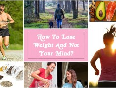 How to lose weight and not your mind?