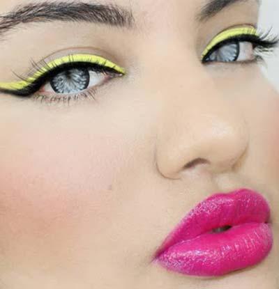 Neon Lipstick