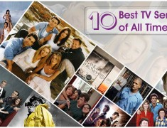 10 Best TV Series of All Time