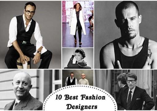 10 Best Fashion Designers