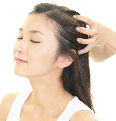 Massage Scalp