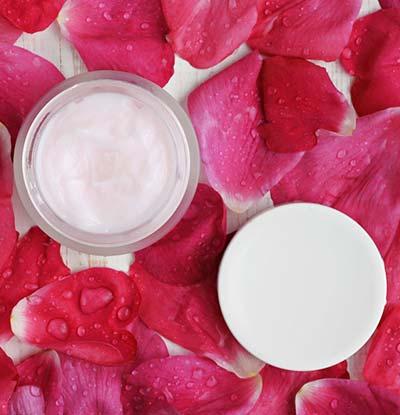 Oil-free lotions