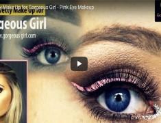 Pretty Cute Pink Eye Makeup Tutorial: A Must Follow Makeup Trend