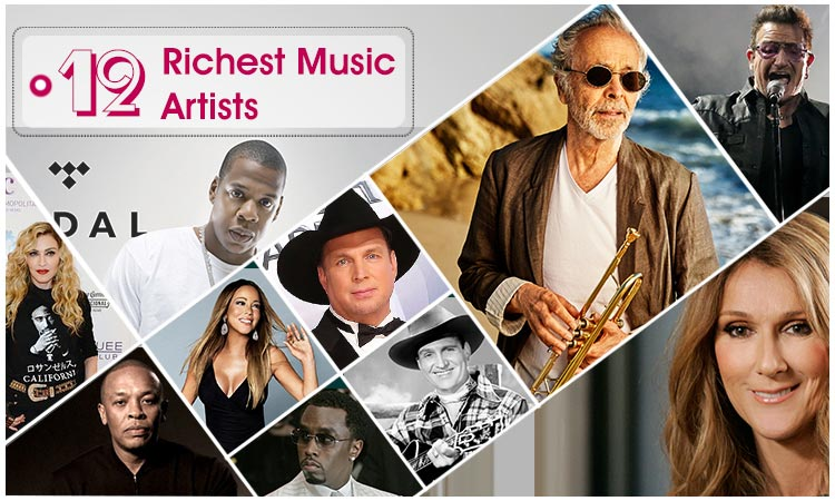 Richest Music Artist