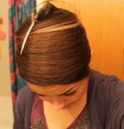 Wrap Hair