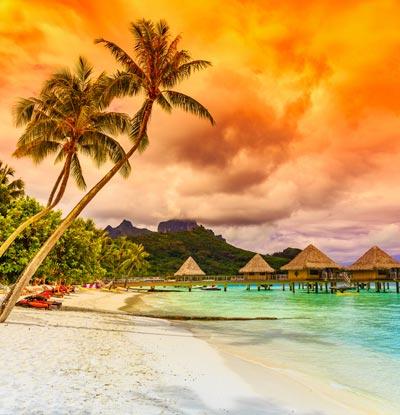Bora, Bora (French Polynesia)