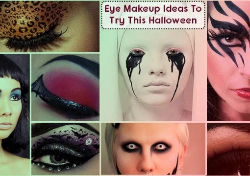 Eye Makeup Ideas To Try This Halloween
