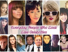 Everyday People Who Look Like Celebrities