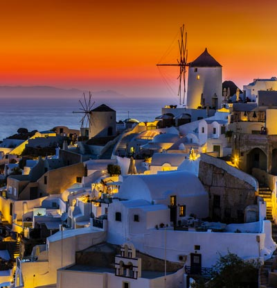 Santorini (Greece)