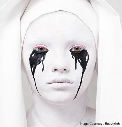 Weeping Nun