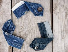 Clever Ideas To Try With Old Jeans