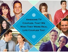 Awesome TV Couples, That We Wish They Were Real Life Couples Too!
