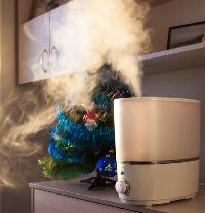 Buy a humidifier