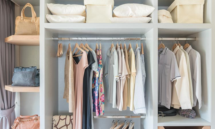 Closet organization ideas closet makeover tips to for How do you organize your closet