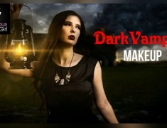 Dark Vampire Makeup Tutorial