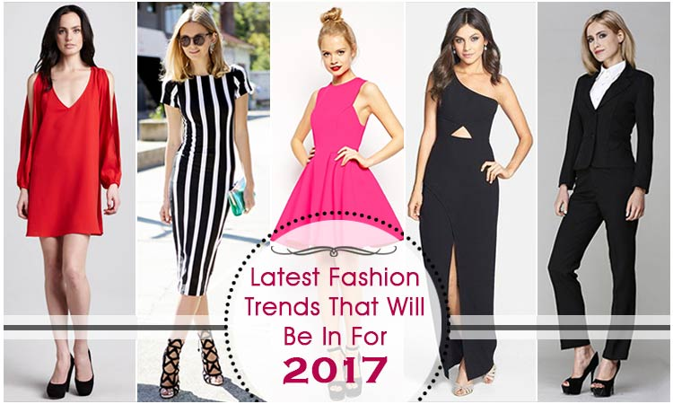 Fashion - 2017 Latest Fashion Trends - m 97