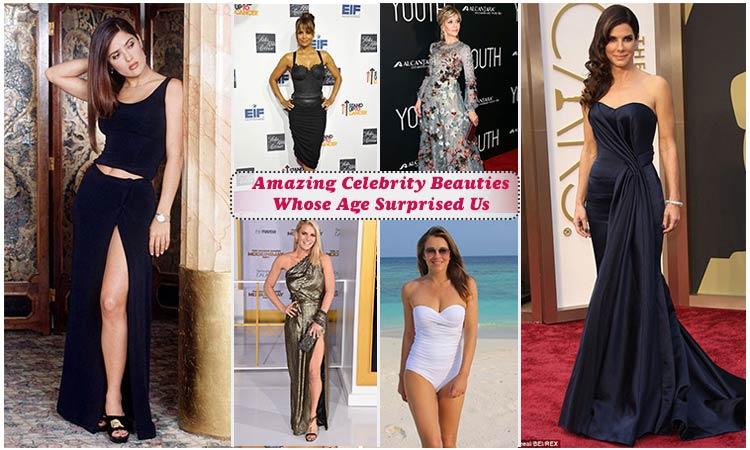 Surprising Celebrity Ages