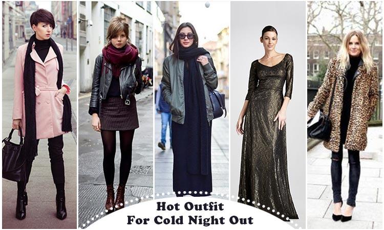 What To Wear In Winter , Women Winter Dresses , Winter Night