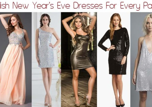 Stylish New Year's Eve Dresses For Every Party
