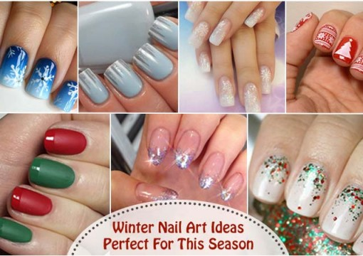 Winter Nail Art Ideas Perfect For This Season