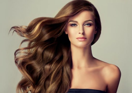 The Girl's Guide to Get Healthy and Shiny Hair