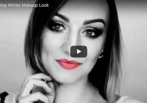 Everyday Winter Makeup Look  by Roxana Elena