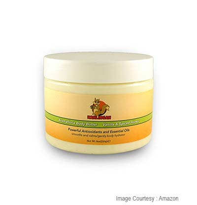 Kanlingan Aromafloria Spiced Vanilla Body Butter