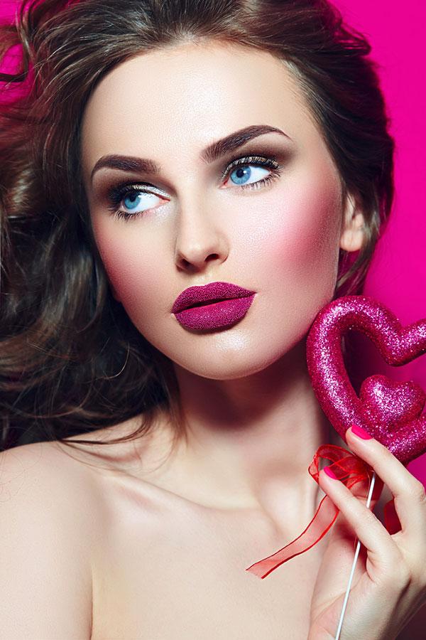 Romantic Rosy Cheeks