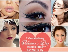 7 Overwhelming Valentine's Day Makeup Ideas For You To Try