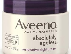 Aveeno Ageless Restorative Night Cream