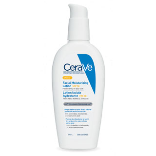 cerave facial moisturizing am and pm lotion