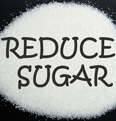 Reduce sugar