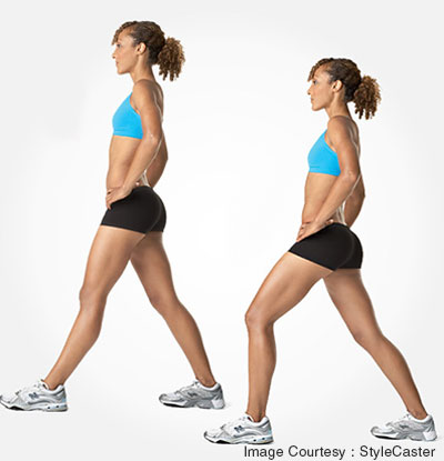 Standing Hip Thrust