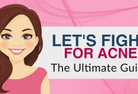 get rid of acne fast