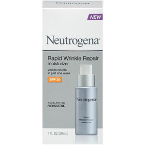 Neutrogena Wrinkle Repair Moisturizer
