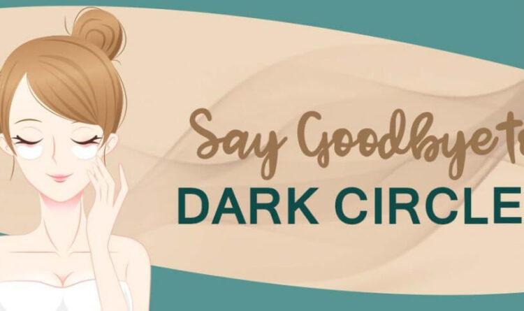 Say goodbye to dark circles