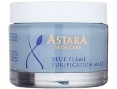 ASTARA BLUE FLAME PURIFICATION MASK REVIEW