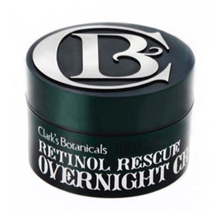 Clark's Botanicals Retinol Rescue Overnight Cream