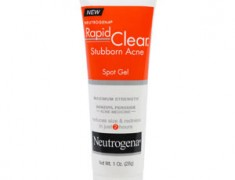 NEUTROGENA RAPID CLEAR STUBBORN ACNE SPOT GEL REVIEW