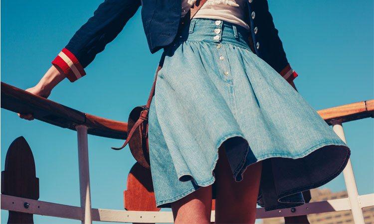 Trendy Skirts 2017
