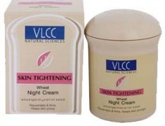 VLCC Natural Sciences Skin Tightening Wheat Night Cream