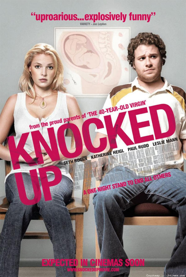1.  Knocked Up (2017)