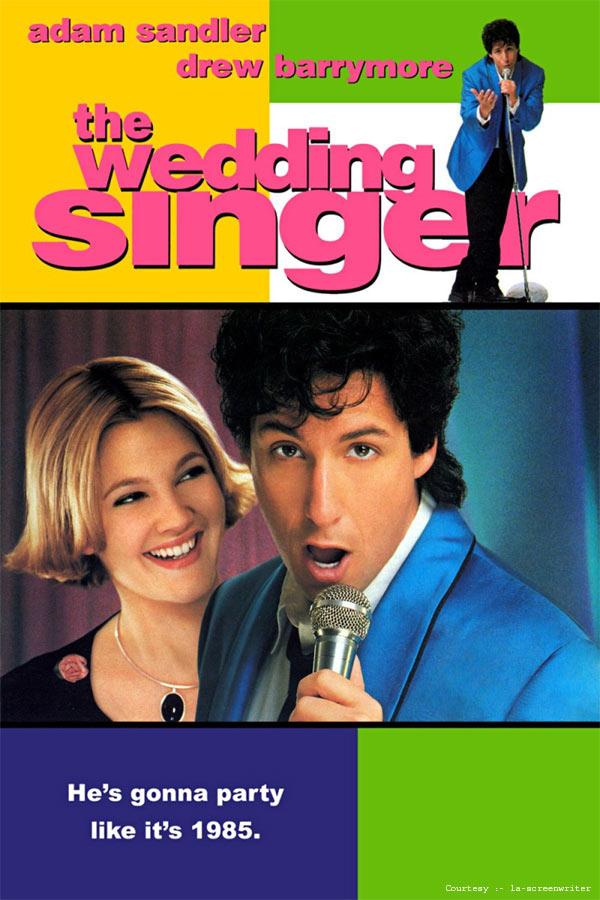 2.    The Wedding Singer (1998)