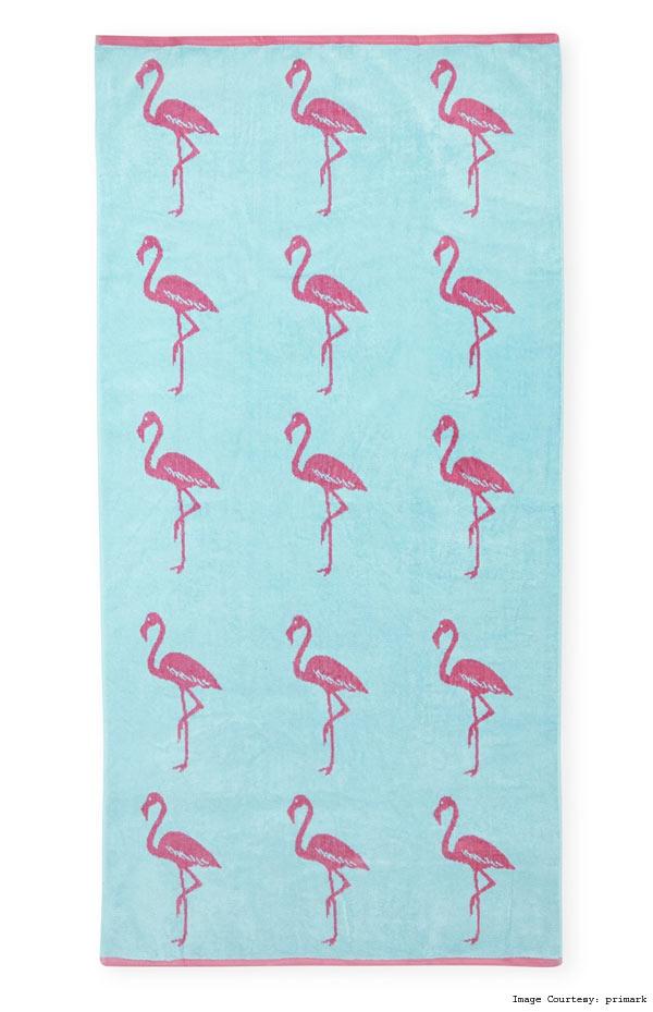 3.-Flamingo-beach-towel