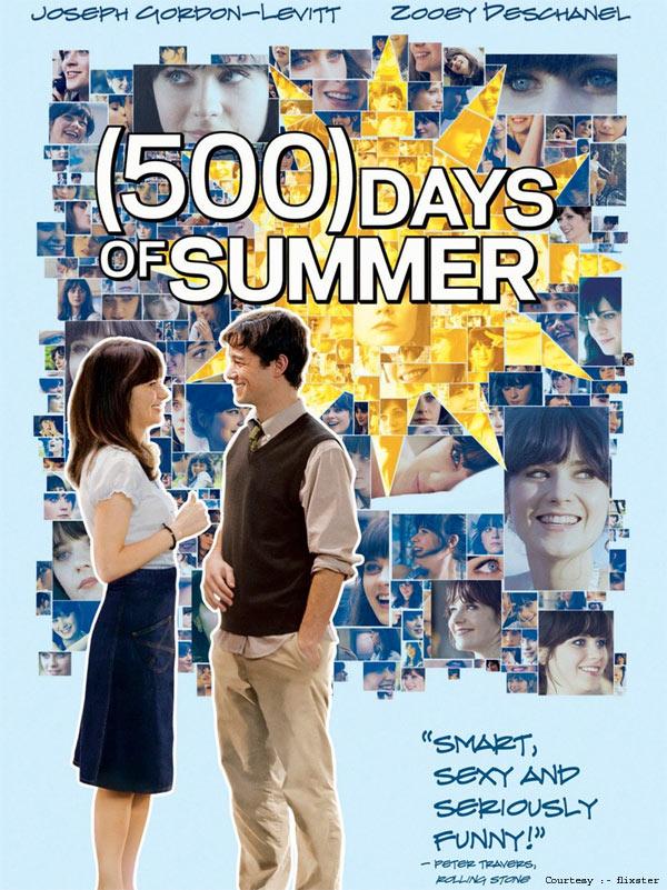 6.    (500) Days Of Summer (2009)