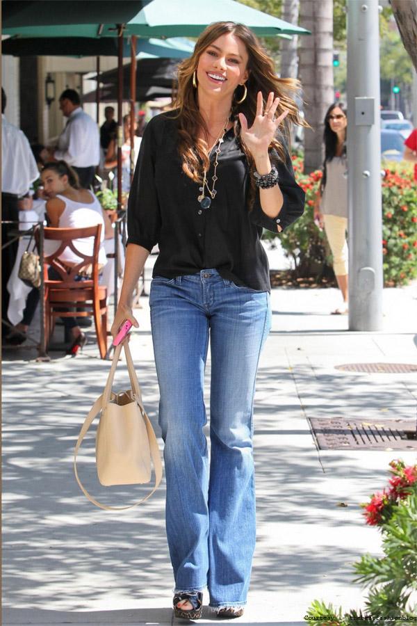 8. Fared-jeans