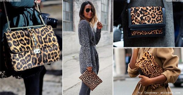 Animal Printed Weekender Bags